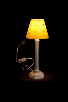 Fotisi auf Glühbirne